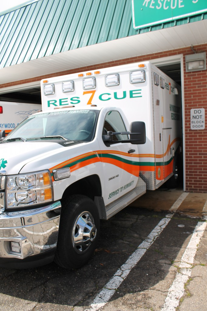 Rescue 7 - ALS Ambulance