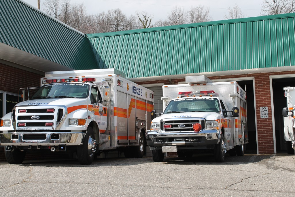 Rescue 3 & Rescue 8 Heavy Rescue Units